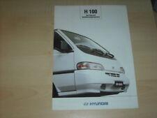 34701) Hyundai H 100 Prospekt 1995