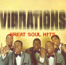 VIBRATIONS - Great Soul Hits - Limited Edition CD
