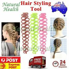 Magic French Hair Braider Centipede Ponytail Bun Braided Holder Twist Braid Tool