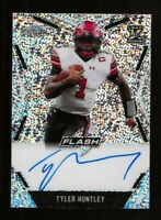 2020 Leaf Flash Autographs Tyler Huntley
