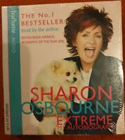 Sharon Osbourne: Extreme - Read by the Author by Sharon Osbourne Audio Book