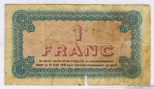 FRANCE - LYON 1 FRANC Pirot n° 3 du 14 Aout 1914 en TB SERIE 202 001,065