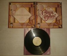 Lp The Allman Brothers Band - Enlightened Rogues (1979) 1st Print USA