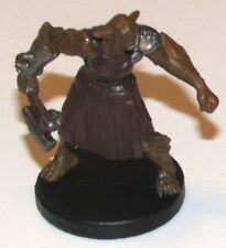BUGBEAR(HANDAXE) 12 Monster Menagerie II D&D Dungeons and Dragons