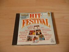 CD Hit-Festival 1986 RTL: Abba Secret Service Opus Modern Talking F R David Bee