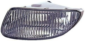 Fog Light Assembly Left Maxzone 312-2011L-AS fits 1999 Toyota Solara