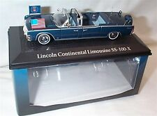 Lincoln Continental Limousine SS-100-x Presidential car J.F.K 1963 New in Box