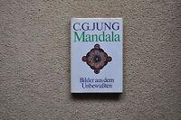 C. G. Jung Mandala German Language hardcover, 1987.