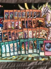 Clearance sale!! Yugioh 40 card zombie lightsworn deck!