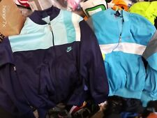 nike vintage POLY ESTER TOP at £20X / SMALL MENS1990 TOP OREGON USA each