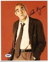 ABE VIGODA PSA DNA Barney Miller Signed 8x10 Photo Autograph Authentic