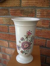 Retrò/Vintage 1960s/70s VASO DA Royal Norfolk con motivo a fiori retrò/design.