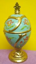 More details for house of faberge musical egg tulip-tchiakovsky's our love..