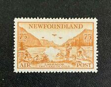 Newfoundland Stamp #C17 MNH