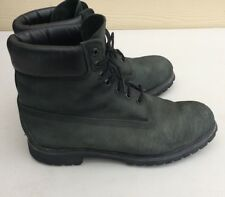 10073 MEN 6-INCH PREMIUM WATERPROOF BOOT TIMBERLAND BLACK Boots Size 13 Mens