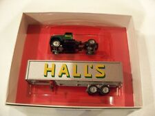 HALL'S MOTOR TRANSIT COMPANY TRACTOR TRAILER DIECAST WINROSS TRUCK