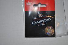 2017 World Series Champions Houston Astros Logo Aminco Pin
