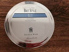 Graham Webb Brit Style Hair Wax ~ 4.5 oz ~ RARE PRODUCT, has defect