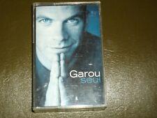 GAROU<>SEUL<> Audio CASSETTE ~MADE IN Canada *COLUMBIA 824*