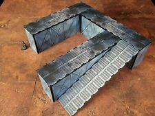 Metal Platforms, Warhammer terrain scenery Digital Download wargame 40k 28mm