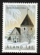 ALAND MNH 1992 SG63 HAMMARLANDS CHURCH