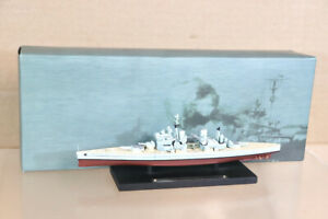 ATLAS EDITIONS 7134103 1:1250 WWII BATTLESHIP HMS PRICE of WALES BOXED oa
