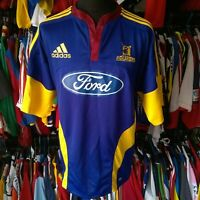OTAGO HIGHLANDERS 2007 HOME UNION RUGBY SHIRT SUPER 15 ADIDAS SIZE ADULT 2XL