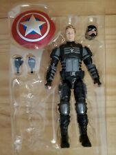 "Marvel Legends 6"" CAPTAIN AMERICA HASBRO LOOSE from Joe Fixit series NO BAF"