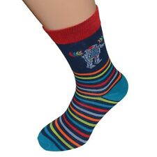 Retro ROBOTS Space Kitsch Novelty Mens Cotton mix Socks for Dads / Men   X6S179