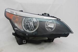 For 2004-2007 BMW 5 Series Passenger Side Halogen Headlight Head Light Lamp RH