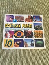 VARIOUS ARTISTS 'Beginner's Guide to Brazilian Music' 3CD set Gilberto Gil
