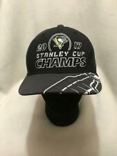 Pittsburgh Penguins 2017 Stanley Cup Champions Reebok Snapback Hat