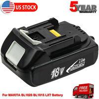 For MAKITA BL1815N 18 Volt 2.5Ah Li-Ion Compact Battery LXT BL1820 BL1830 BL1835