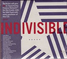 Indivisible CD from Starbucks 2012 Paul Simon Frank Sinatra NEW SEALED