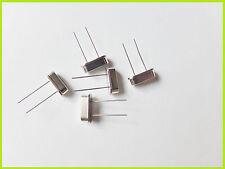 RESONATEUR A QUARTZ HC49-S 4/6/8/10/12/16/20 Mhz ±30ppm