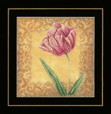 LANARTE CROSS STITCH KIT - TULIP - RRP £35.80