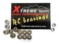 TAMIYA RC BEARINGS M-03 M 03 M-04 M 04  850 1150 BEARING KIT HOP UP MINI COOPER