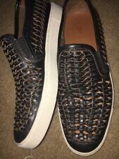 Frye mens slip on shoes leather 10 nwob