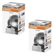 COPPIA LAMPADE OSRAM XENON D1S 35W XENARC CLASSIC 4150 KELVIN 66140CLC