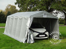 Garagen PRO 3,3x6x2,4 m Lagerzelt Zelt Carport Garagenzelt  Schutz Weidezelt