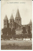 CPA 71- Paray-le-Monial - La basilique