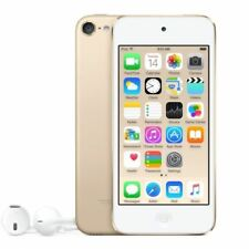 BRAND NEW SEALED! Apple iPod touch 6th Generation Gold (32GB) (Last Gen)