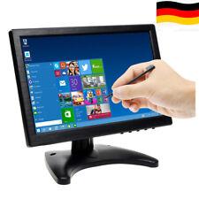 POS 10 Zoll IPS Touch Screen Farbe CCTV PC Sicherheit Monitor HDMI Lautsprecher