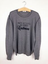 Moschino Men's Cashmere Sweater Size M