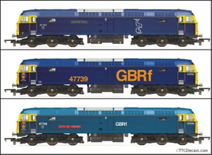 Hornby Railroad Class 47s, Variants Available you choose, OO Gauge R3905/6/7