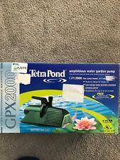 TetraPond GPX200 Pond Pump