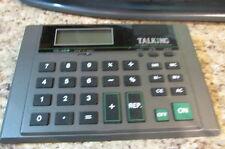 Big Numbers Talking Desktop Calculator