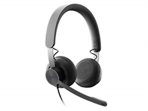 Logitech Zone Wired Headphones (New - Open Box, USB-C only) - fantastic!