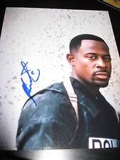Martin Lawrence Unterzeichnet Autogramm 8x10 Schlechte Boys Promo Im Person Rare