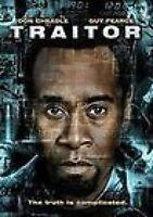 Traitor - DVD Don Cheadle - Guy Pearce - NEW